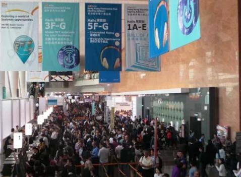 不愧是亚洲规模最大的电子展